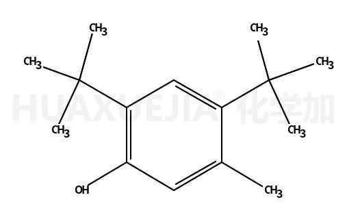 2,4-双(1,1-二甲乙基)-5-甲基苯酚