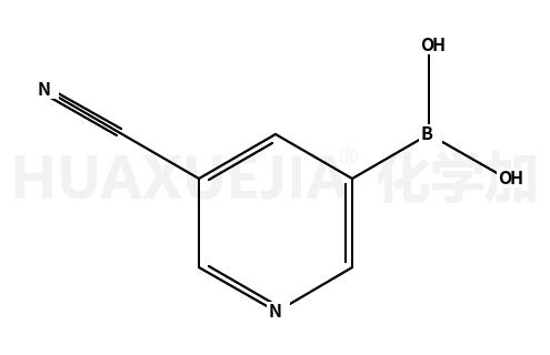 5-氰基-3-吡啶硼酸
