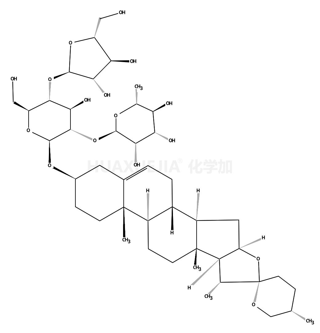 重楼皂苷I,CAS:50773-41-6|现货对照品直销