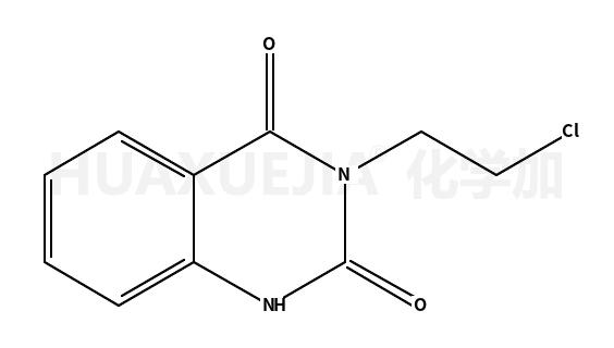 3-(2-氯乙基)-2,4(1H,3H)-喹唑啉二酮