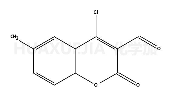 4-氯-3-甲酰基-6-甲基香豆素