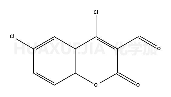 4,6-二氯-3-甲酰基香豆素