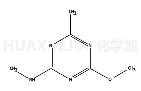 2-甲胺基-4-甲氧基-6-甲基-1,3,5-三嗪