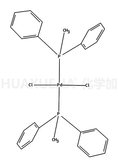 双(甲基二苯膦)二氯化钯(II)
