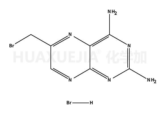 6-溴乙基-喋啶-2,4-二胺