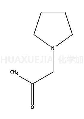 1-(吡咯烷-1-基)-2丙酮