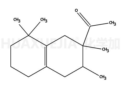 1-(1,2,3,4,5,6,7,8-八氫-2,3,8,8-四甲基-2-萘基)乙酮