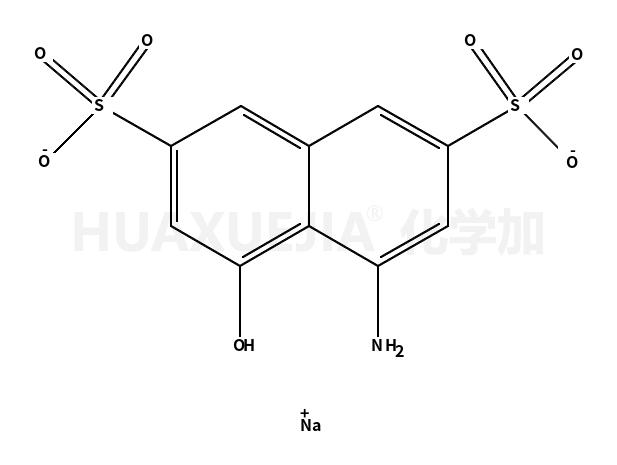 8-氨基-1-萘酚-3,6-二磺酸单钠盐