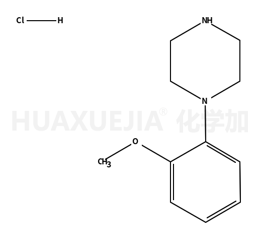 1-(2-甲氧基苯基)哌嗪盐酸盐