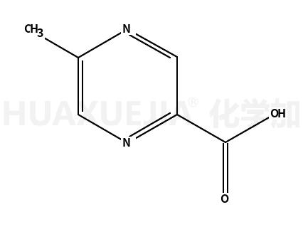 2-甲基吡嗪-5-甲酸
