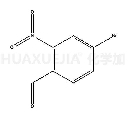 4-溴-2-硝基苯甲醛