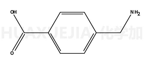 4-氨甲基苯甲酸