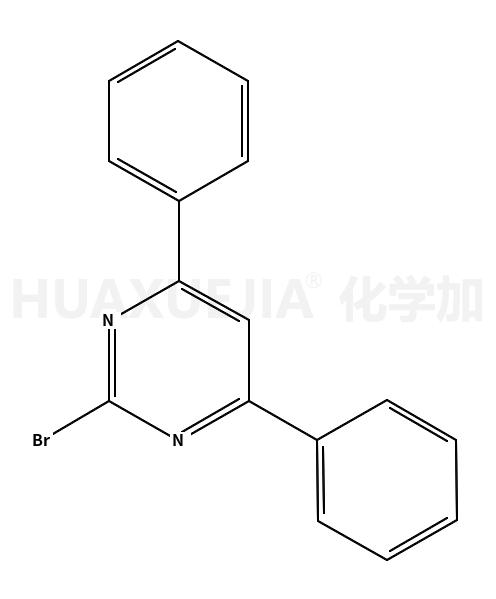 2-溴-4,6-二苯基嘧啶