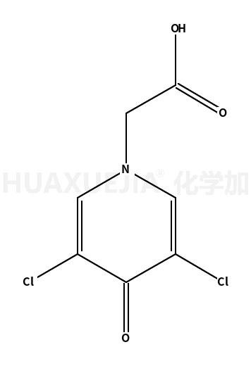 3,5-二氯-4-吡啶酮-1-乙酸