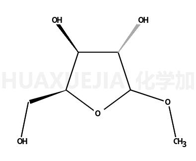 .alpha.-D-Arabinofuranoside, methyl