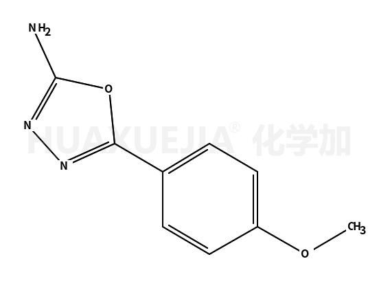 2-氨基-5-(4-甲氧基苯基)-1,3,4-噁二唑