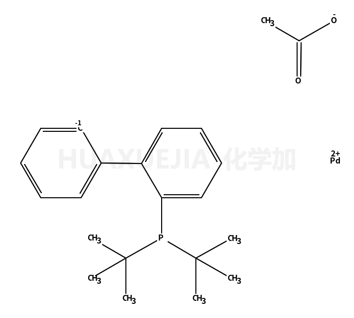 2-(2'-二叔丁基膦)二苯基钯(II)醋酸盐