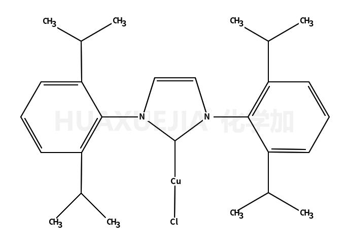 氯[1,3-双(2,6-二异丙苯基)咪唑-2-亚基]铜(I)