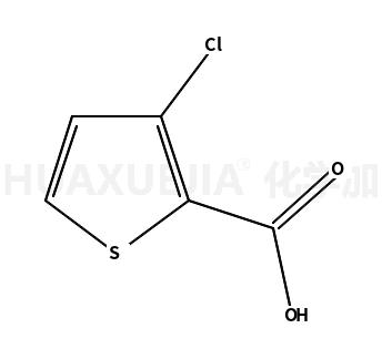 3-氯噻吩-2-羧酸