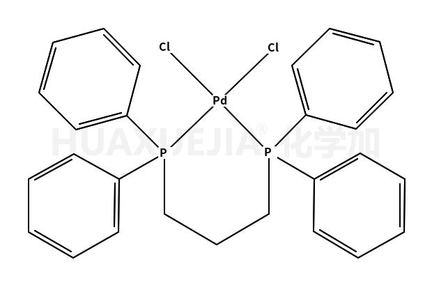 [1,3-双(二苯基膦基)丙烷]二氯化钯(II)
