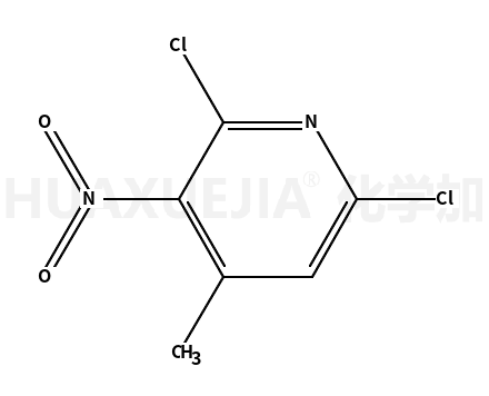 2,6-二氯-4-甲基-3-硝基吡啶