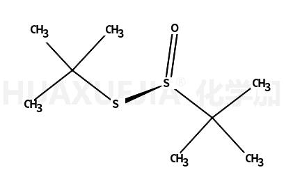 (S)-(-)-叔丁基亚磺酸硫代叔丁酯
