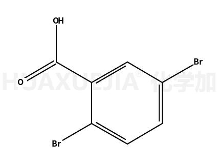 2,5-二溴苯甲酸