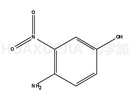 2-硝基-4-羟基苯胺