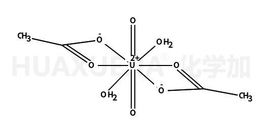 二水合乙酸双氧铀
