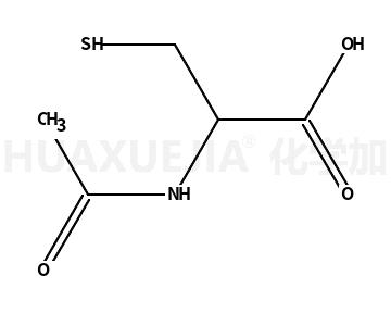N-乙酰-L-半胱氨酸
