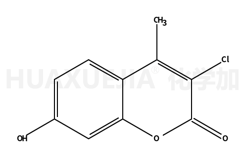 3-氯-7-羟基-4-甲基香豆素