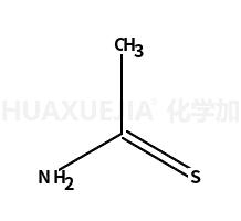 硫代乙酰胺