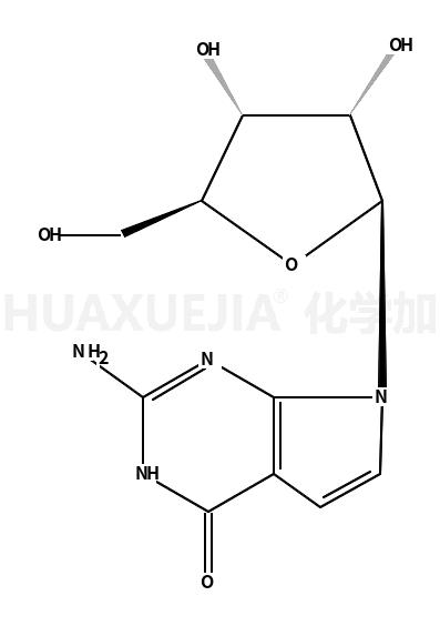 7-去氮鸟苷