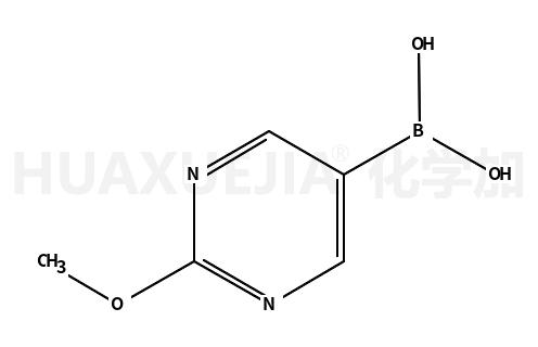2-甲氧基-5-嘧啶硼酸