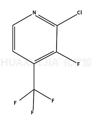 2-氯-3-氟-4-(三氟甲基)吡啶