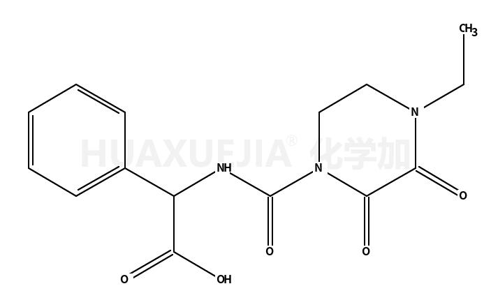 (R)-(-)-2-(4-乙基-2,3-二氧哌啶-1-甲酰氨基)-2-苯乙酸