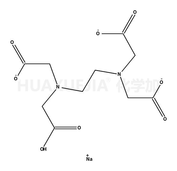 乙二胺四乙酸四钠