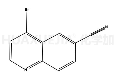4-溴-6-喹啉甲腈