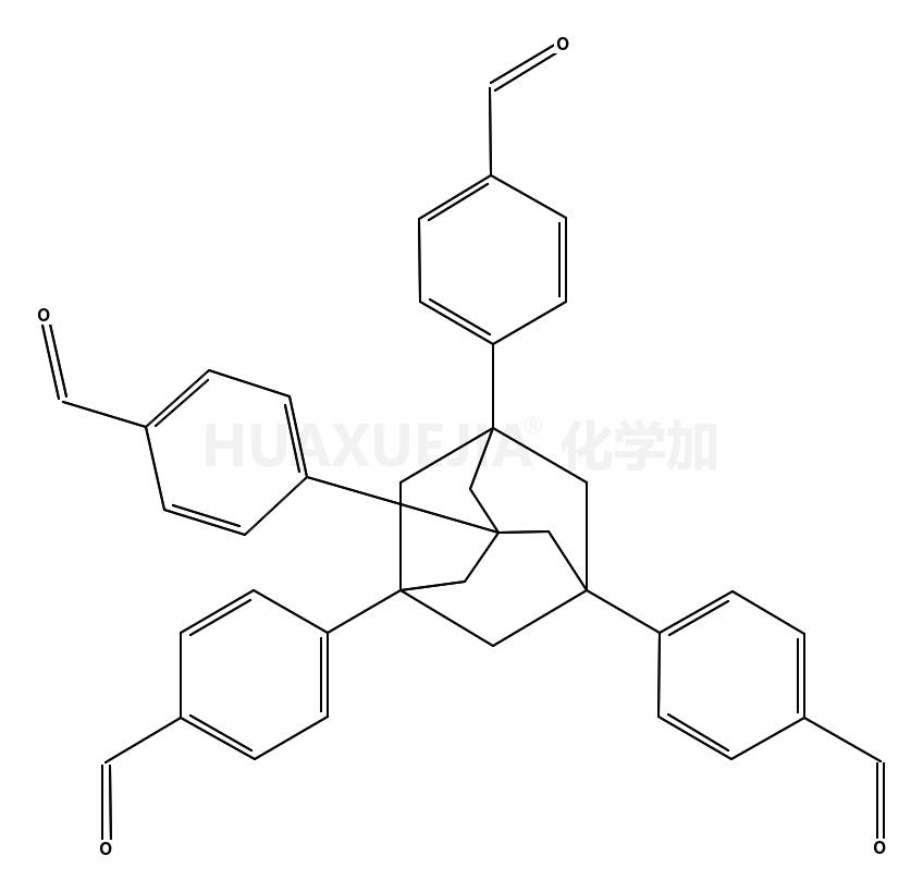 1,3,5,7-四(4-苯甲醛基)-金刚烷