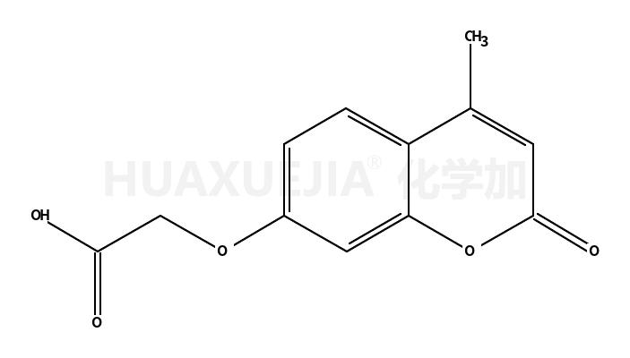 7-(羧基甲氧基)-4-甲基香豆素