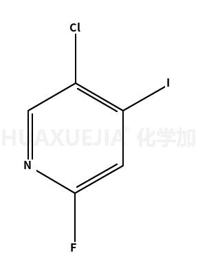2-氟-4-碘-5-氯吡啶