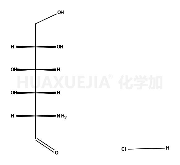 D-(+)-葡萄糖胺 盐酸盐