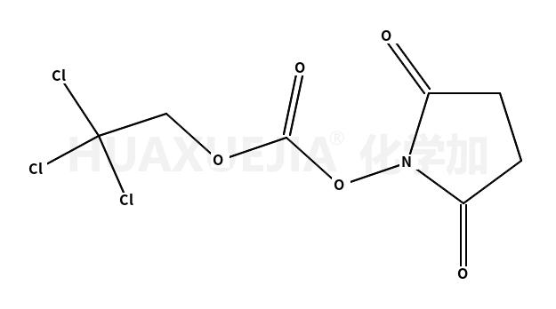 N-(2,2,2-三氯乙氧基羰基氧基)琥珀酰亚胺