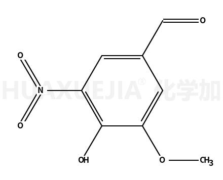 5-硝基香兰素