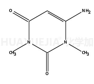 1,3-二甲基-6-氨基脲嘧啶