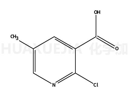 2-氯-5-甲基烟酸