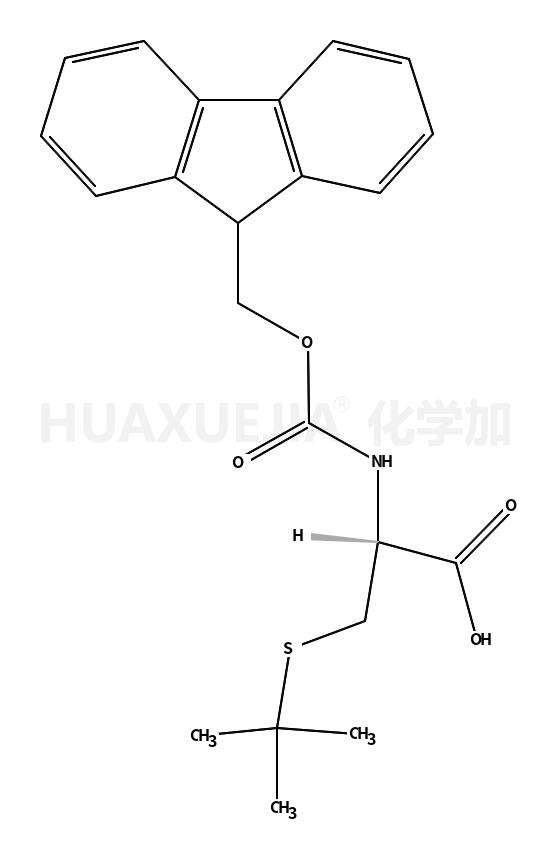 N-(9-芴甲氧羰基)-S-叔丁基-L-半胱氨酸