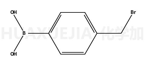 4-(溴甲基)苯硼酸