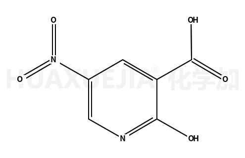 2-羟基-5-硝基烟酸