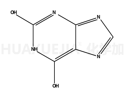2,6-二羟基嘌呤